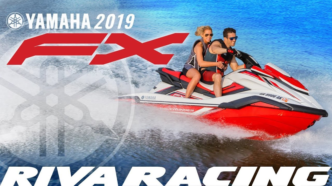 2019 Yamaha FX SVHO Walkthrough