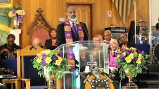 Omega Psi Phi Fraternity, Inc. Chicago-land Joint Worship and Memorial Service 2015