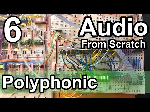 Polyphonic Sound - Audio from Scratch - Part 6