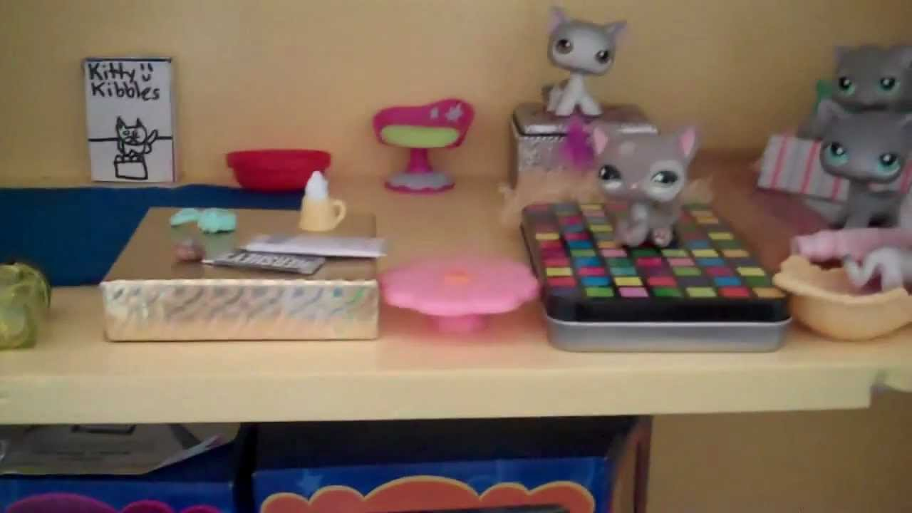 My Lps Room Tour