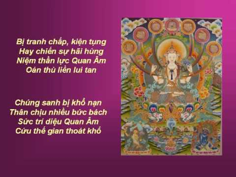 Kinh Phổ Môn 7 - Thi Kệ Trùng Tuyên - Võ Tá Hân phổ nhạc