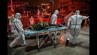 Китай охватила эпидемия. Коронавирус. Ухань. Wuhan.