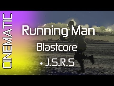 Arma 3 | The Running Man |  Power Of Blastcore and J.S.R.S mods