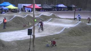 Ruby Huisman 2e M Drents Kampioenschap 2013