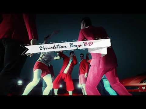 GTA V Online Crew Meet Dance Party (Rockstar Editor)