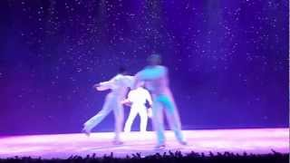 Busch Garden ChristmasTown: Angel of Peace: A Christmas Journey on Ice