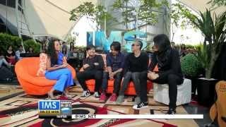 IMS - Talkshow bersama Band Gigi dan penampilan Gigi menyanyika lagu Tak Lagi Percaya