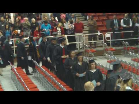Lamar Graduation Beaumont Texas 2009