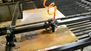 видео Область применения плазменной резки