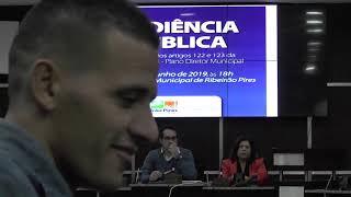 Sessão Solene - Audiência Pública LDO 2020 - 05/06/2019 Parte 1