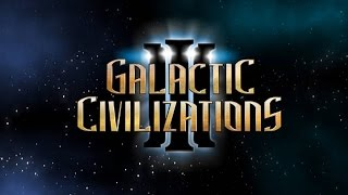 Galactic Civilizations 3 Beta Gameplay PC HD