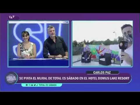 Camilo el primero en estrenar la temporada en Carlos Paz