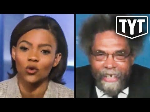 "Cenk Uygur: I Don't Know If Candace Owens Is ""Pathetically Stupid"" Or If She Is A Sell Out"