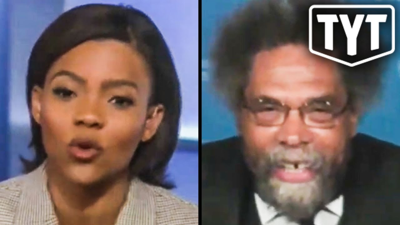 """Ana Kasparian Nose Job cenk uygur: i don't know if candace owens is """"pathetically"""