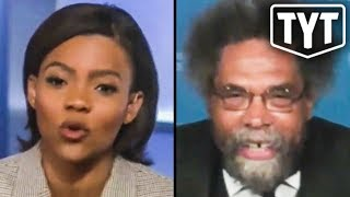 Candace Owens STUNS Cornel West With Her Stupidity