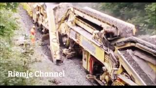 Making the Railways With Heavy Equipment | Pembuatan Rel Kereta Api Dengan Alat Berat Canggih