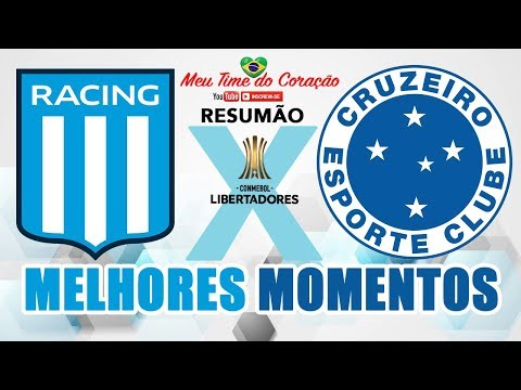 Racing 4 X 2 Cruzeiro I Resumão Melhores Momentos I Libertadores 27/02/ 2018