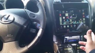 Best in dash Tablet Install (removable) Samsung 10.1