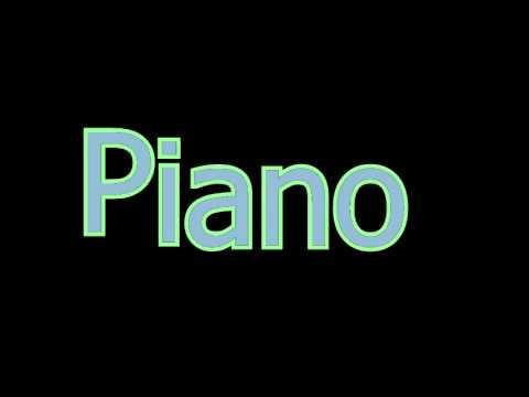 เพลงบรรเลง Piano สากล ไพเราะมาก