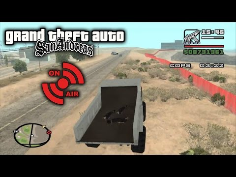 GTA San Andreas En VIVO - Misiones Secundarias - Episodio 6