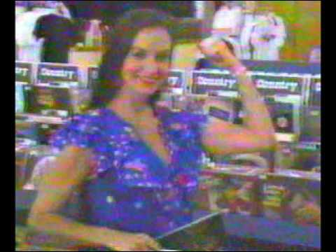 1980's KPLX Dallas Radio Ad