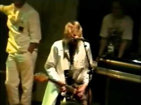 Nirvana - De Doelen (Ein Abend In Wien) - Rotterdam, The Netherlands 1991 (FULL)