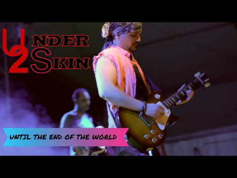 U2 - Until The End Of The World Cover [Live Under Skin Tribute Band] - #5