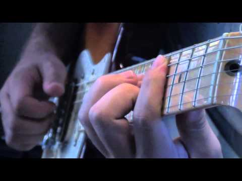 Eric Johnson Style Chords - Daniele Raciti