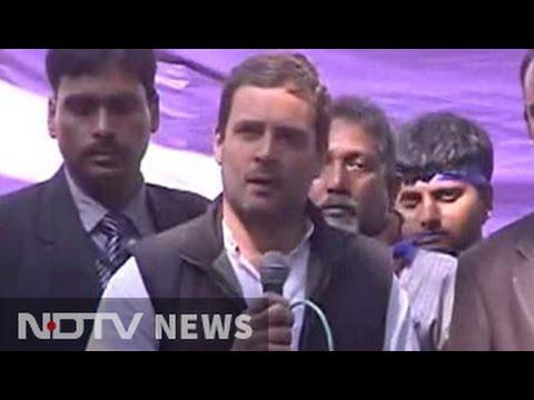 Rahul Gandhi joins students marching for Rohith Vemula, Kanhaiya Kumar