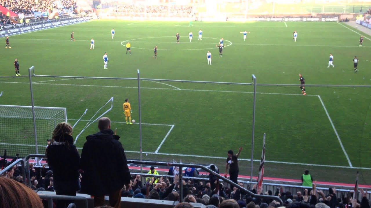 St Pauli Darmstadt 98