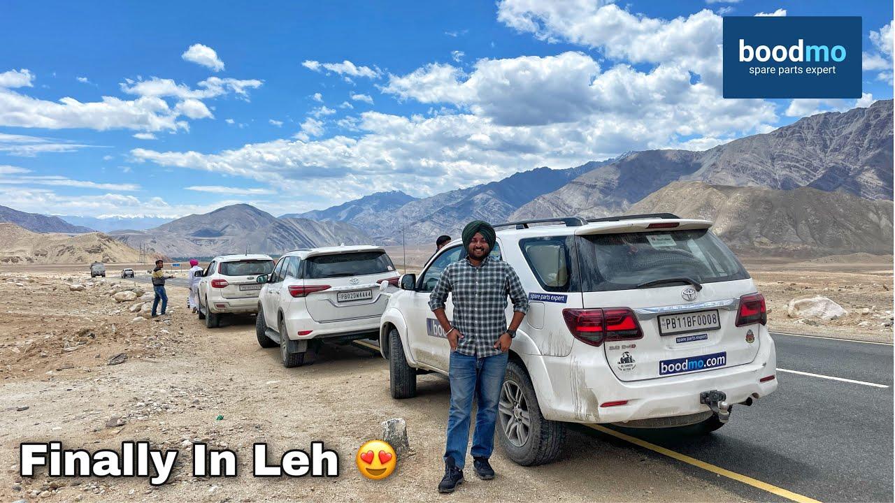 After 4th Day | Entertaining Leh City | Road Trip Leh Ladakh | Episode 4