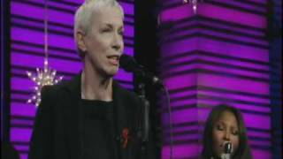 Watch Annie Lennox See Amid The Winters Snow video