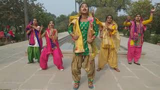 Lohri | Harbhajan Mann | Dance Video | Max & Group Dance Institute