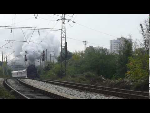 The power of the bear - biggest tank locomotive in Europe - BDZ 46.03