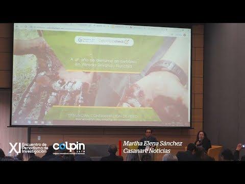XI EPICdR + COLPIN / Investigaciones con SelloCdR: Contaminación en finca El Espino