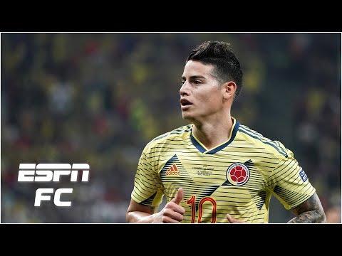 James Rodriguez edging closer to Napoli - Can Carlo Ancelotti reignite his career?   Transfer Talk