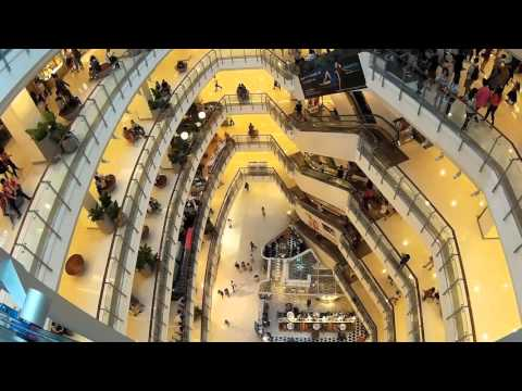 CentralWorld The Largest Lifestyle Shopping Mall in Bangkok