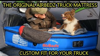 THE ORIGINAL TRUCK AIRBEDZ MAT…