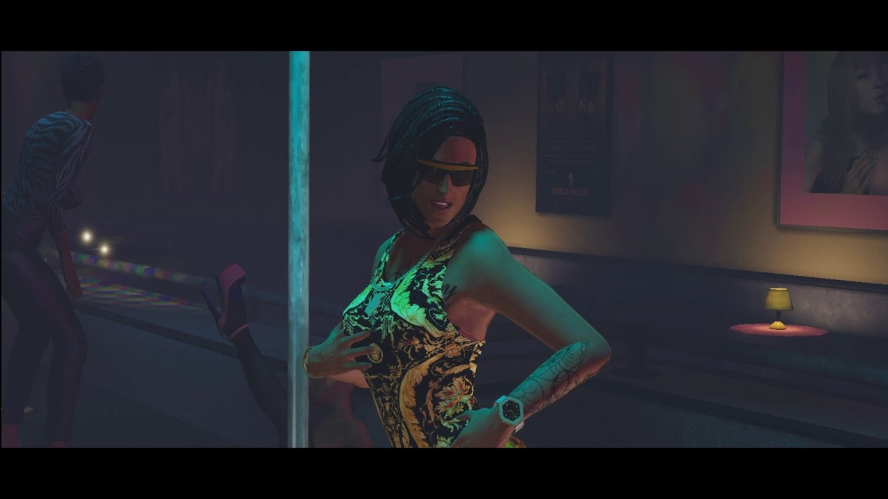 Cardi B Money Official Music Video Gta Youtube