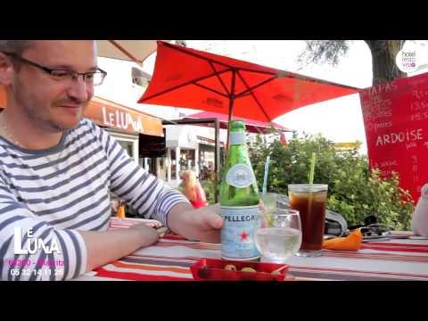 Le Luna Biarritz - Restaurant Biarritz - RestoVisio.com