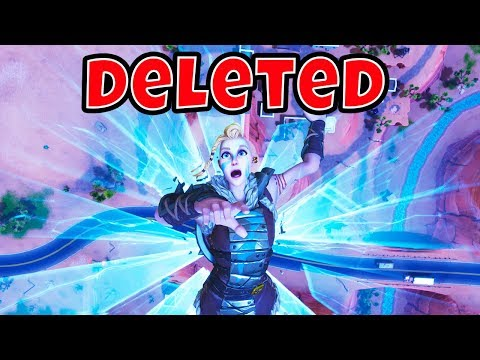 RIP All The Rifts In Fortnite... | Chaos