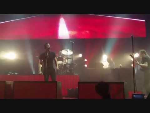 THE KILLERS ⚡ BATTLE BORN TOUR 2013