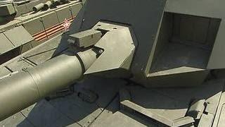 Т-14 'Армата': танк-дракон