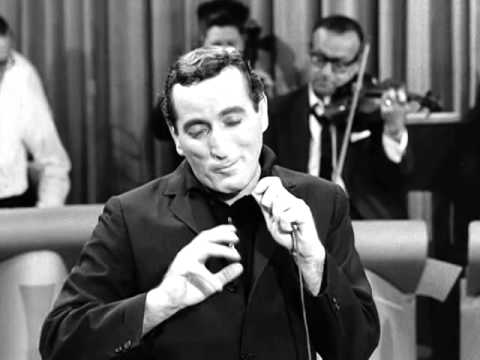 "Tony Bennett:""From This Moment On"" Danny Thomas Show 1/12/59"