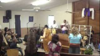 Women of Integrity Conference 2010 Gospel Recording Artist Patricia Jacobs Part 1