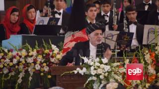 President Ashraf Ghani delivers Independence Day speech, calls for unity among the people