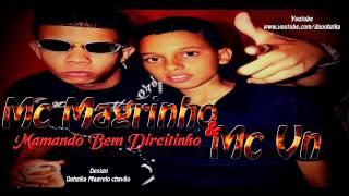 MC Magrinho e MC VN - Mamando Bem Direitinho (DJs Caverinha 22 e Isaac 22) - Lançamento 2013