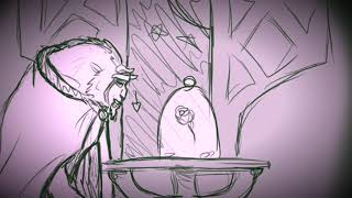 Evermore- Beauty and The Beast Animatic