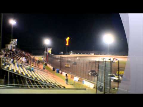 12 year old jordan fowler golden isles speedway feature 5-16 -15 440
