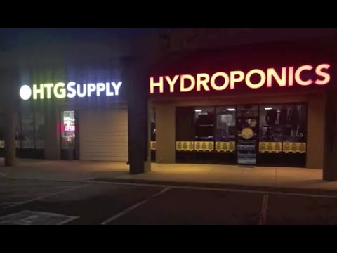 HTGSUPPLY Commerce City Colorado Hydroponic Grow Store Denver